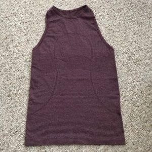 Lululemon racer back tank top